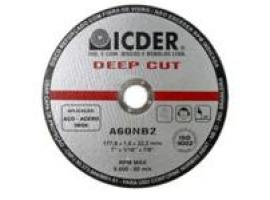 Disco Corte Deep Cut