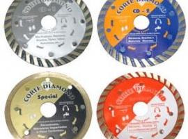Discos Diamantados 110 mm
