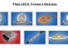 Fita de LEDS e Acessórios