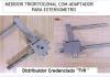 Medidor Triortogonal TVR - TW