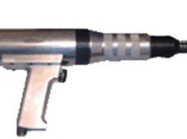 Pistola Pneumática para Gravação