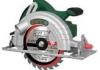 Serra Circular HKS 140